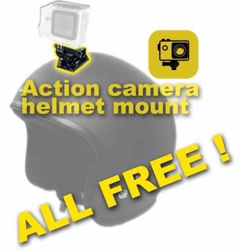 helmet mount free for season 2020