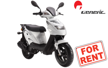 Rent Generic Cracker 50cc
