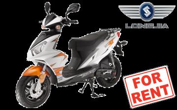 Rent Longjia Luna Vision II 50cc