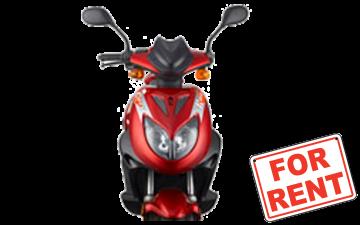 Rent Rhon Raver 50cc