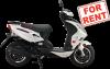 Rent Baotian Rocky 125cc
