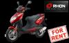 Rhon Raver 50cc