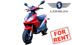 Longjia Sprint Exactly 50cc